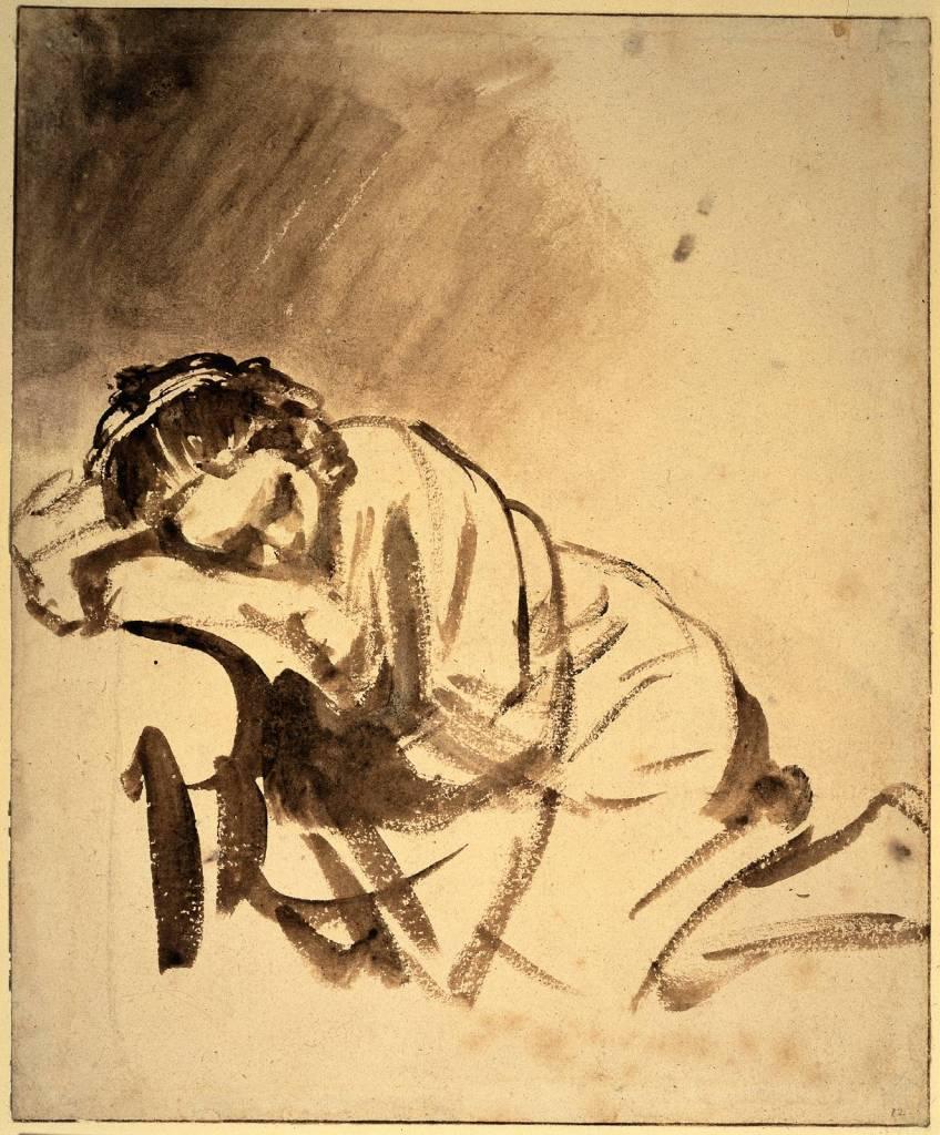 hendrickje-sleeping